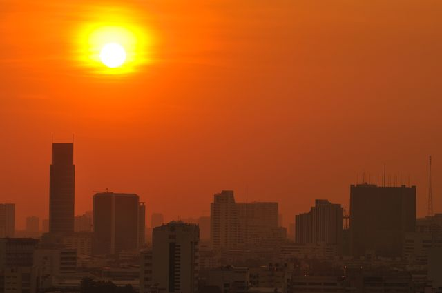 Prolonged periods of extreme heat increased significantly between 1973 and 2012 in almost half of the urban areas the researchers analyzed.
