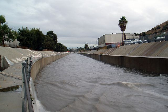 When Los Angeles waterways like the Ballona Creek surge on rainy days, most of that water is lost to runoff rather than retained for usage by our water systems.