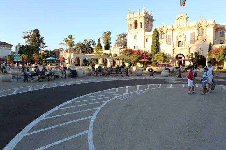 El Prado in Balboa Park